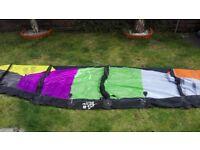 Kite surfing set