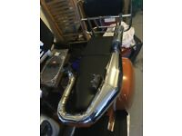 Sterling Sports Exhaust for 125 Vespa