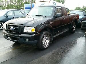 2007 Ford Ranger STX SuperCab 4 Door 2WD