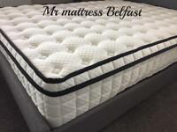 💜 Half price luxury soft 12 inch deep ambassador mattresses - dura soft pillow top