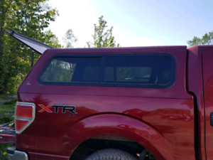 Ruby red canopy fits 2014 f150 5ft 5 shortbox. 778 210 0031 cell