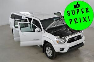 2013 Toyota Tacoma 4x4 V6 Double Cab TRD Sport Boite LEER