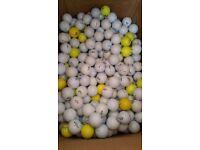 Callaway Srixon Nike Titleist Bridgestone Taylor Made Wilson etc Golf Balls
