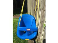 Little Tikes High Back Toddler Swing Seat