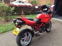 Ducati Multistrada 1000DS 2004.
