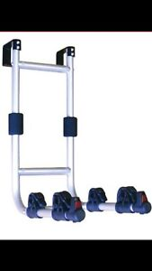Bicycle Transport Rack for RV Ladder: Used once. Brand New