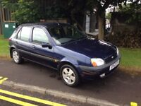 Ford Fiesta Style 26000 miles FSH