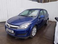 Vauxhall/Opel Astra 1.3CDTi 16v ( 90ps ) ( a/c ) 2009MY Life