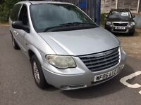 Chrysler Grand Voyager 2.8 CRD Stow And Go