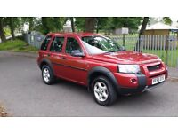 Immaculate condition Land Rover Freelander Diesel 4x4 2006 2.0
