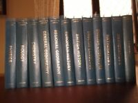 Children's Encyclopedia Edited by Arthur Mee Volumes 1,2,3,4,5,6,7,8,9+10+Certificate Library.