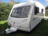 STERLING EUROPA 600 6 BERTH T/A MOTOR MOVER