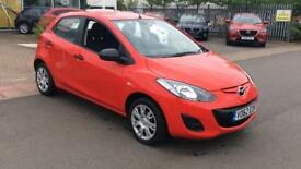 2012 Mazda 2 1.3 TS 5dr Manual Petrol Hatchback