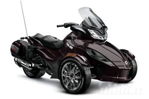 2013 CanAm Spyder ST Limited
