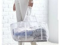 Mesh Lightweight Laundry Bag (H29 x W47 x D39cm) (NEW)