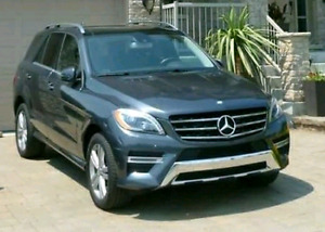 2013 Mercedes ML 350 BLUETEC