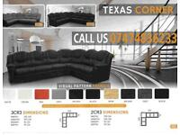 Texas corner and 3+2 sof suite f