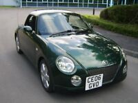 DAIHATSU COPEN *CONVERTIBLE-METAL ROOF*OPEN TO ANY OFFER