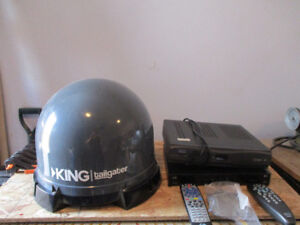 King DISH Tailgater Satellite for DISH TV for your RV