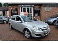 VAUXHALL ASTRA 1.4 ACTIVE 5d 89 BHP 2 FORMER KEEPERS/ 2 KEYS (silver) 2009