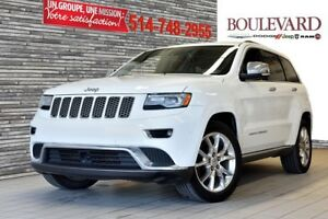 2014 Jeep Grand Cherokee SUMMIT V6 4X4 TECH LASER CRUISE