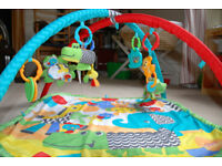 Bright Starts baby play gym