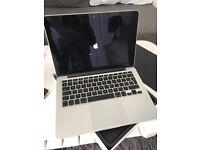 """MacBook Pro 13,3 """" RETINA ,Pristine condition!!!! Quick sale"""