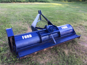 Ford 917a Flail Mower