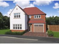 BRAND NEW 4 bedroom detached family home to rent