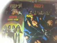 Thrash, Death Metal, Kiss & Loads of Iron Maiden LP's