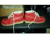 Original kicker boots