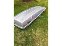 Large Ekamei roof box for sale