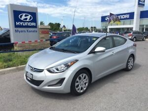 2014 Hyundai Elantra GL NEW TIRE AND NEW BRAKES!!!!