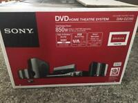 Sony Bravia DVD home theatre /cinema system