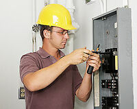 Electrician and Electrical Apprentice