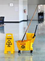 Looking for some part time assistance for office cleaning