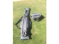 """Rod Holdall Bag 13"""" and Cooler Bag"""