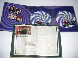 The Osbournes - The First Season (2004) DVD 2 disques