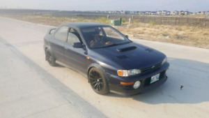 1995 Jdm Subaru Wrx Turbo awd saftied