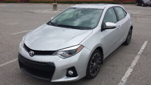 2016 TOYOTA COROLLA SPORT PLUS! CERTIFIED-ONLY 34K-BLUETOOTH-ECO