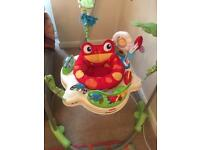 Fish Price Forest Jumperoo