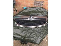 Vauxhall Antara front grill