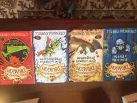 Selection of older child books