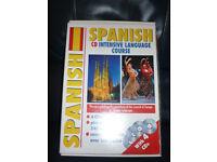 Teach Yourself Spanish Set