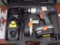 Challenge Extreme Electric Drill 14.4V