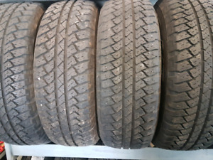 """18"""" Truck & SUV Tires - DISCOUNTED PRICE USED"""
