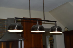 MODERN KITCHEN ISLAND LIGHT FIXTURE