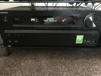 ONKYO TX-NR609 7.1 Channel 160 Watt Receiver