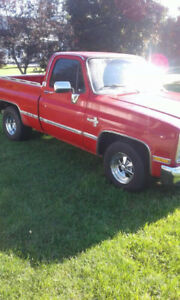 1986 Chevrolet C10 Southern Truck