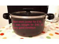 High quality Non stick cooker!